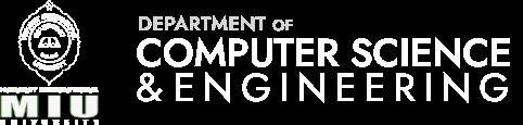 Department of CSE
